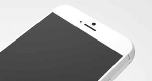 iPhone 6 Maquette
