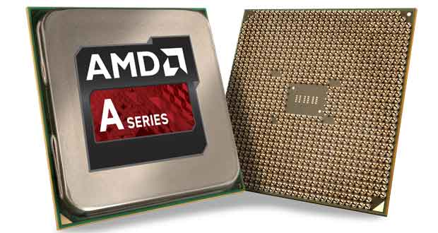 APU Kaveri A10-7800 d'AMD