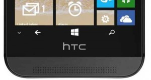 Version Windows Phone 8.1 du One M8 d'HTC