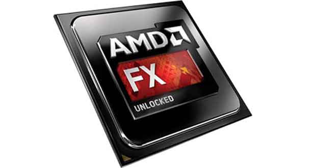 Processor AMD FX