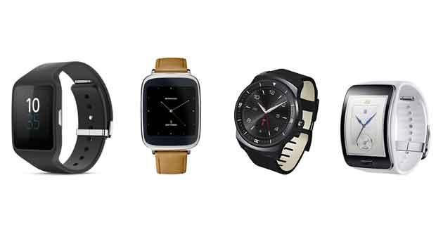 Smartwatch 2014