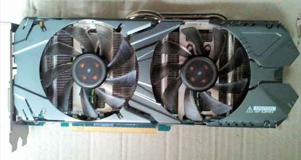 Galaxy GeForce GTX 970 GC
