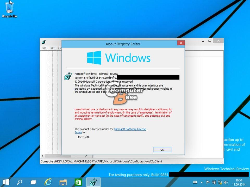 Capture d 39 cran du bureau de windows 9 ginjfo for Capture d42cran