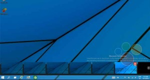Windows 9, bureaux virtuels