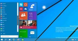 Windows 9, le Menu Démarrer