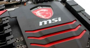 Carte mère MSI X99S Gaming 9 AC