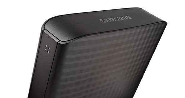 Disque dur externe Samsung D3 Station 3 To USB 3.0