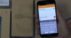 Android L Galaxy S5