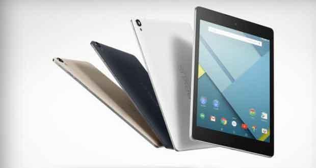 Tablette HTC Nexus 9