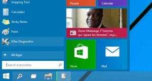 Windows 10 Preview Build 9860