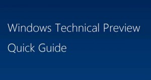 Windows 10 Quick Guide