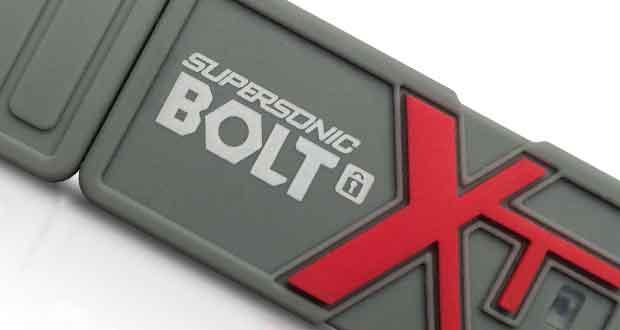 Clé USB 3.0 Supersonic Bolt XT