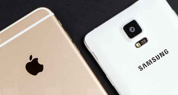 iPhone 6 Vs Galaxy Note 4