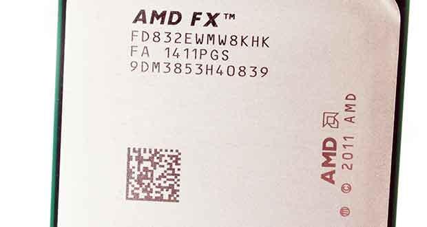 Processeur AMD FX-8320E
