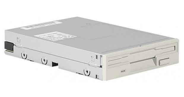 Lecteur disquettes