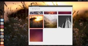 Unity 8 pour Ubuntu Desktop