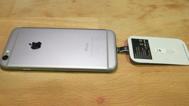 chargeur wifi iphone 6