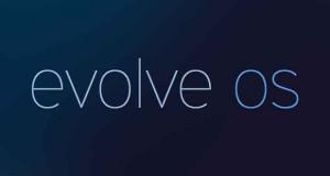 Evolve OS, capture d'écran