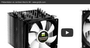 Macho 90, présentation en vidéo