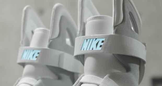 363f98a9f82ac Les Nike MAG à lançage automatique de Marty McFly sont attendues ...