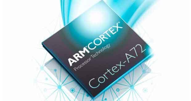 ARM Cortex A-72