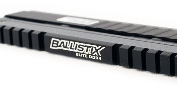 Ballistix Elite DDR4-2666 16CL