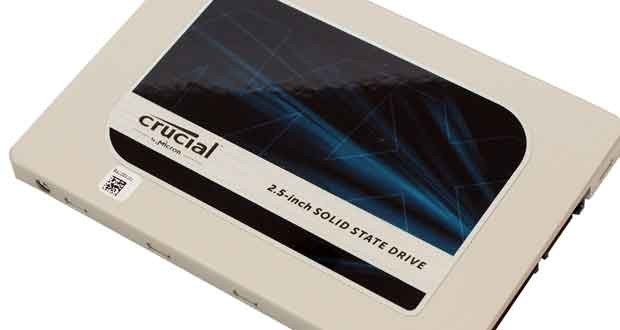 SSD Crucial MX200 500 Go