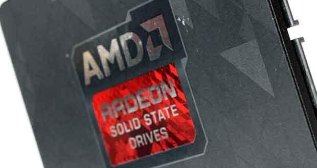 SSD Radeon R7 240 Go