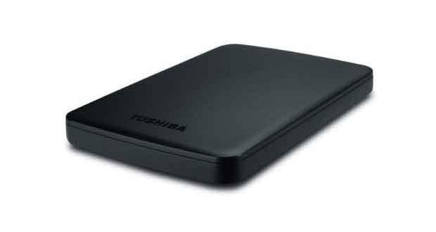 Disque dur externe Canvio Basics du constructeur Toshiba