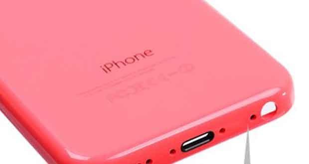 iPhone 6c, cliché de sa coque arrière ?