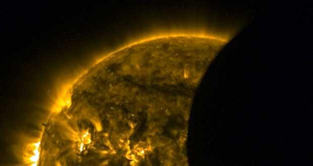 Eclipse Solaire 2015