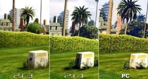 GTA 5 PC en 4K, comparaison face au rendu sous PS3 et PS4
