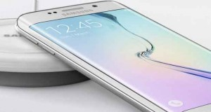 Galaxy S6 Edge, rechargement sans fil