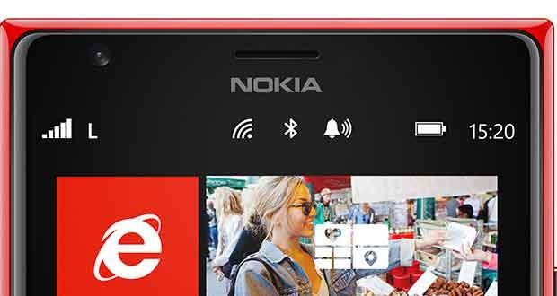 Smartphone Windows Phone Lumia 1520