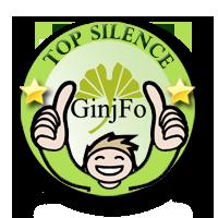 Top Silence GinjFo