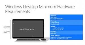 configurations minimales requises pour profiter de son prochain système d'exploitation Windows 10