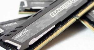 DDR4 Crucial Ballistix Sport LT