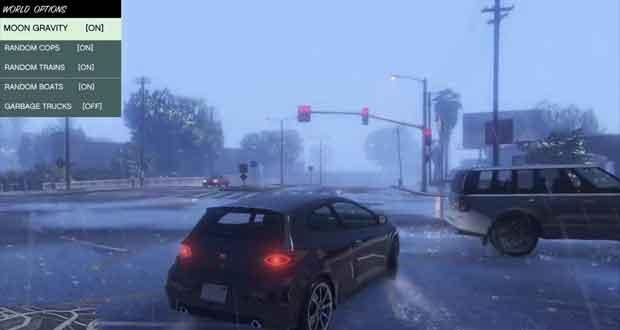 GTA 5 sur PC, mods