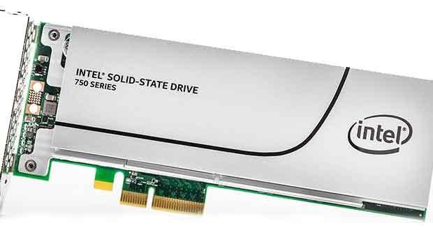 SSD série 750