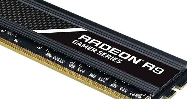 DDR3 Radeon R9 Gamer Series