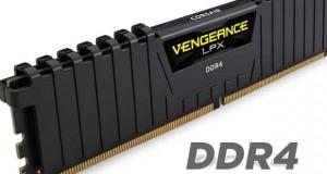 Mémoire DDR4 Corsair Vengeance LPX
