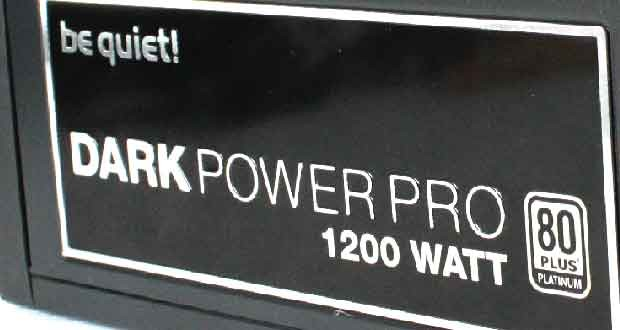 Alimentation Be Quiet ! Dark Power Pro 11