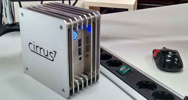 Mini-PC Fanless cirrus7 nimbini