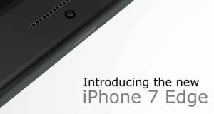 iPhone 7 Edge - concept design -
