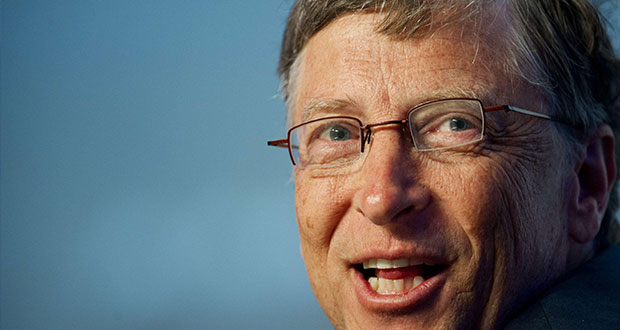 Bill Gates, le fondateur de Microsoft