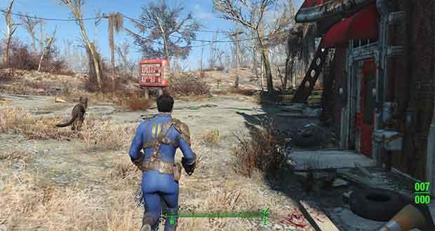 Fallout 4 - Capture d'écran