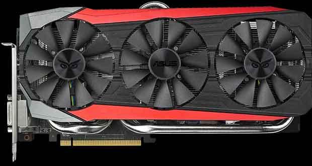Asus R9 390X Strix