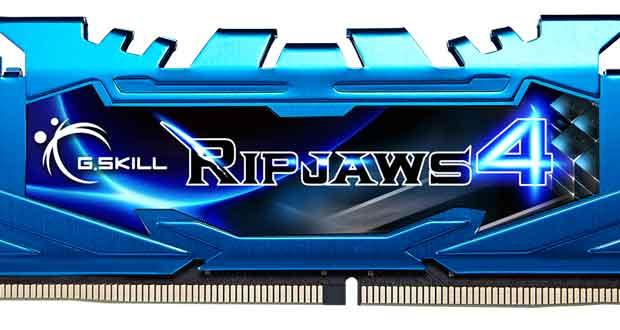 Module DDR4 Ripjaws 4