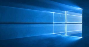Windows 10 - Fond d'écran officiel