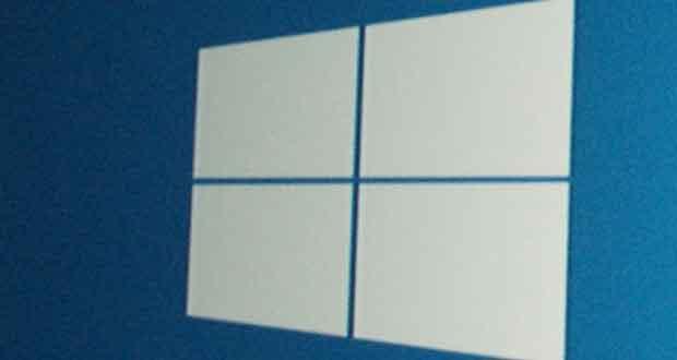 Windows 10 build 10158